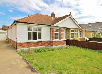 Thumbnail 3 bedroom bungalow for sale in Carshalton Avenue, Drayton, Portsmouth