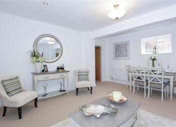 Thumbnail 2 bed flat for sale in Church Road, Wanborough, Swindon