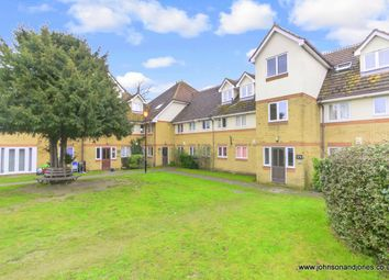 Thumbnail 1 bed flat to rent in Burn Close, Addlestone