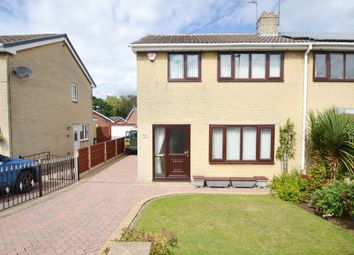 Thumbnail 3 bed semi-detached house for sale in Butterill Drive, Armthorpe, Doncaster
