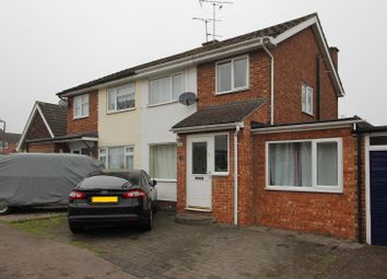 Foxholes Road, Great Baddow, Chelmsford CM2. 2 bed semi-detached house for sale