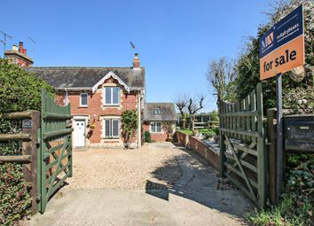 Thumbnail 3 bed cottage for sale in Dalham Road, Moulton