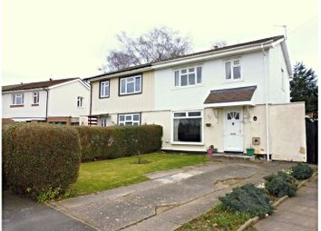 Thumbnail 3 bed semi-detached house for sale in Dugdale Crescent, Sutton Coldfield