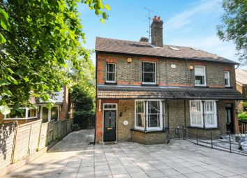 Thumbnail 3 bed property for sale in Manor Road, Chigwell
