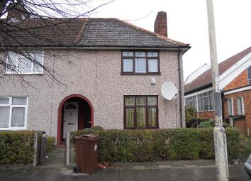 Thumbnail 2 bed end terrace house to rent in Woodward Road, Dagenham, Essex