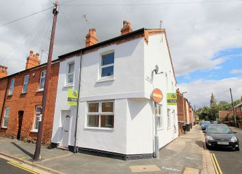 Thumbnail 2 bed terraced house to rent in St. Nicholas Street, Uphill, Lincoln