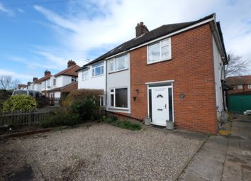 4 bed semi-detached house for sale in Cecil Road, Norwich NR1