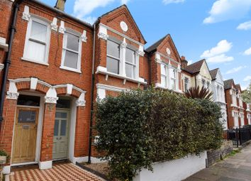 Thumbnail 3 bed terraced house for sale in Burmester Road, London