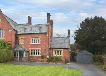 Parsons Walk, Pembridge, Herefordshire 9EU. HR6. 4 bed semi-detached house for sale