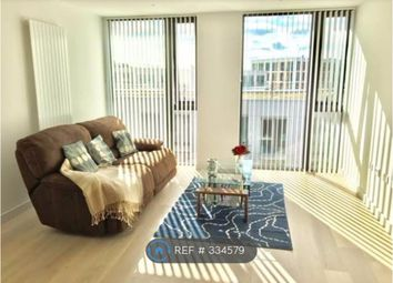 Thumbnail 2 bed flat to rent in Royal Wharf, London
