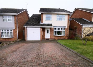 Thumbnail 4 bed detached house for sale in Sandford Way, Dunchurch, Rugby