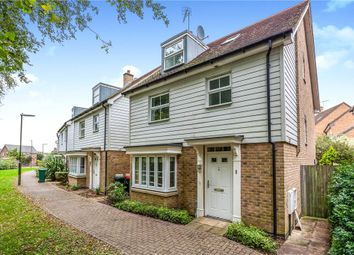 Thumbnail 4 bed detached house for sale in Heathcotes, Maidenbower, Crawley