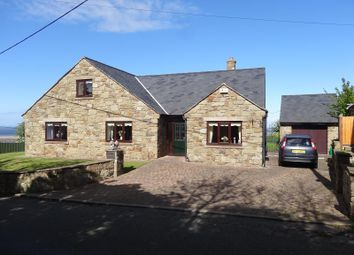 Thumbnail 5 bed detached house for sale in Gwespyr, Holywell