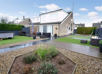 Thumbnail 4 bed semi-detached bungalow for sale in Byward Drive, Crossgates, Scarborough