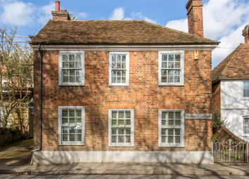 Thumbnail 3 bed detached house for sale in High Street, Westerham