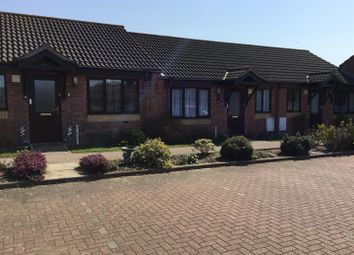 Thumbnail 1 bedroom terraced bungalow to rent in Herivan Close, Oulton, Lowestoft