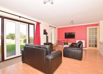 Thumbnail 4 bed detached house for sale in Hills Road, Steyning, West Sussex
