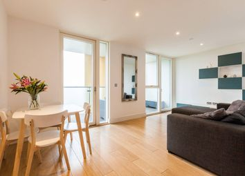 Thumbnail 1 bed flat to rent in Robsart St, London