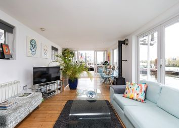 Thumbnail 2 bed houseboat for sale in Nine Elms Pier Tideway Walk, Kirtling Street, London