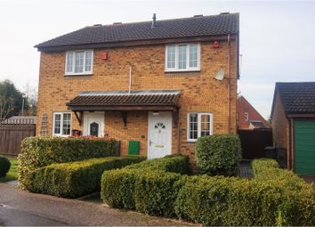 Thumbnail 2 bedroom semi-detached house for sale in Benedictine Gate, Waltham Cross