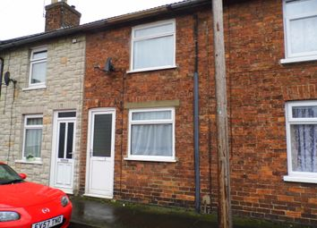 Thumbnail 2 bed terraced house to rent in Prospect Place, Market Rasen