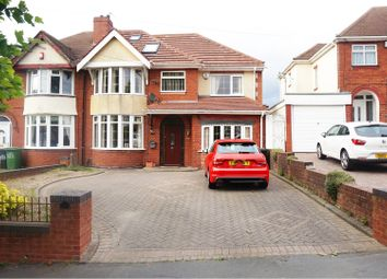 Thumbnail 4 bed semi-detached house for sale in The Broadway, Dudley