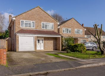 4 bed detached house for sale in Well Close, Horsell, Woking GU21