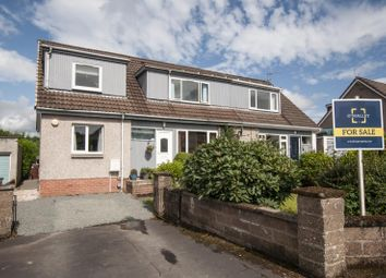 Thumbnail 4 bedroom semi-detached house for sale in 33 Montrose Way, Dunblane, Perthshire 9Jl, UK