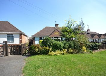 Thumbnail 2 bed semi-detached bungalow for sale in Station Road, Earls Barton, Northampton