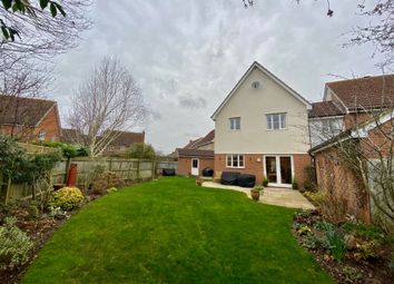 4 bed link-detached house for sale in Strympole Way, Highfields Caldecote, Cambridge CB23
