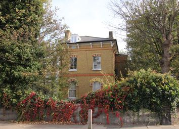 Thumbnail 3 bed flat to rent in Burrage Road, London