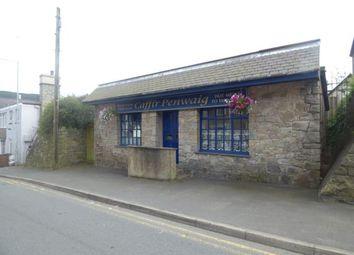 Thumbnail Bungalow for sale in Ffordd Dewi Sant, Nefyn, Pwllheli, Gwynedd