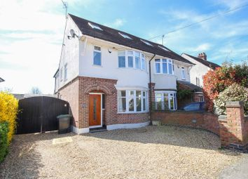 Thumbnail 5 bed semi-detached house for sale in Kings Road, Bedford