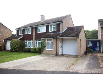 Thumbnail 3 bed semi-detached house for sale in Northlands Road, Romsey