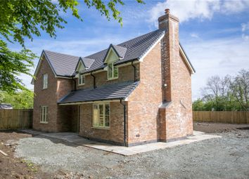 Thumbnail 4 bed detached house for sale in 1 Beech Tree Lane, St Martins Moor, Oswestry, Shropshire