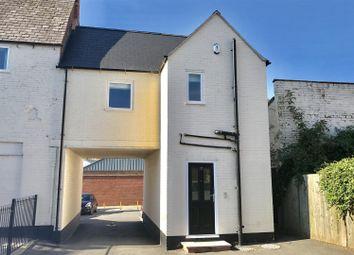 Thumbnail 2 bed maisonette to rent in High Street, Melton Mowbray