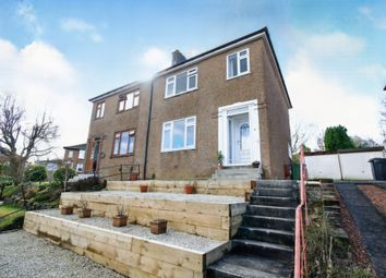 Thumbnail 3 bed semi-detached house for sale in Vardar Avenue, Clarkston, Glasgow