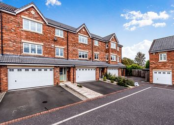 Thumbnail 4 bed terraced house for sale in North Farm Court, Throckley, Newcastle Upon Tyne
