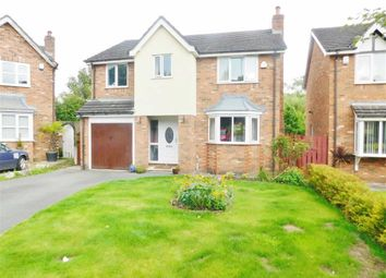 Thumbnail 4 bed detached house for sale in Mallards Reach, Romiley, Stockport