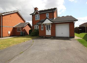 Thumbnail 3 bed detached house for sale in Lilly Hall Close, Maltby, Rotherham, South Yorkshire