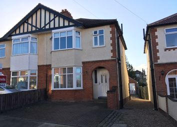 Thumbnail 3 bed semi-detached house for sale in Mornington Avenue, Ipswich