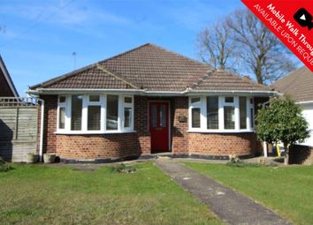 Thumbnail 3 bed bungalow for sale in Wharf Road, Ash Vale, Surrey