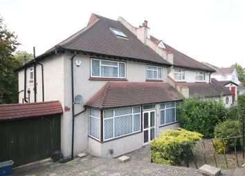 Thumbnail 5 bed semi-detached house to rent in Downs Court Road, Purley