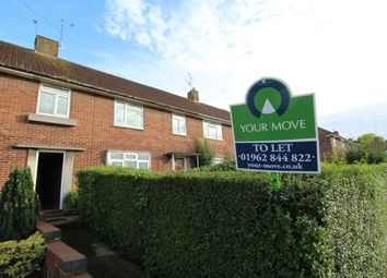 Thumbnail 5 bed semi-detached house to rent in Winnall Manor Road, Winchester