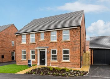 Thumbnail 4 bed detached house for sale in Maple Close, Knaresborough, North Yorkshire