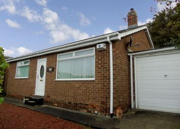 Thumbnail 2 bed bungalow to rent in St. Ronans View, Gateshead