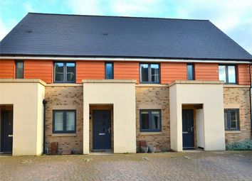 Thumbnail 2 bedroom terraced house for sale in Leveret Way, St Neots, Cambridgeshire