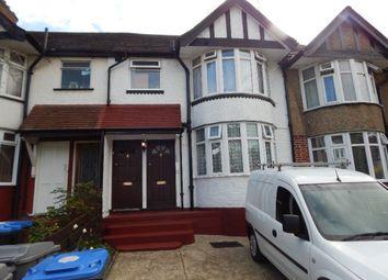 Thumbnail 1 bed flat to rent in Braemar Ave, Neasden