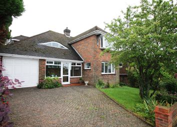 Thumbnail 3 bed detached house for sale in Brangwyn Crescent, Patcham, Brighton, East Sussex