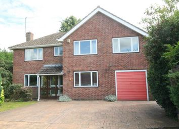Thumbnail 5 bed detached house for sale in Elmfield Gardens, Speen Lane, Newbury